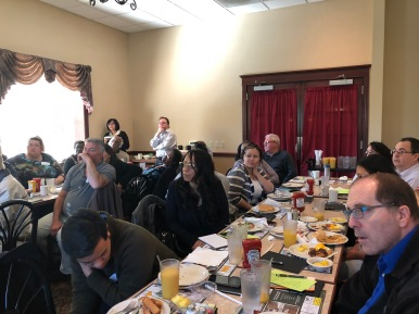 2018 Eastern PA Regional Breakfast Summit