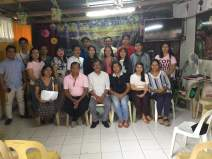 PST-IMI students in Cabuyao, Laguna Province, Philippines.
